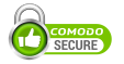 COMODO Secured & Authenticated